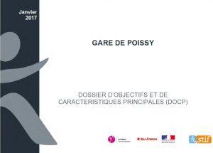 STIF-Gare De Poissy DOCP